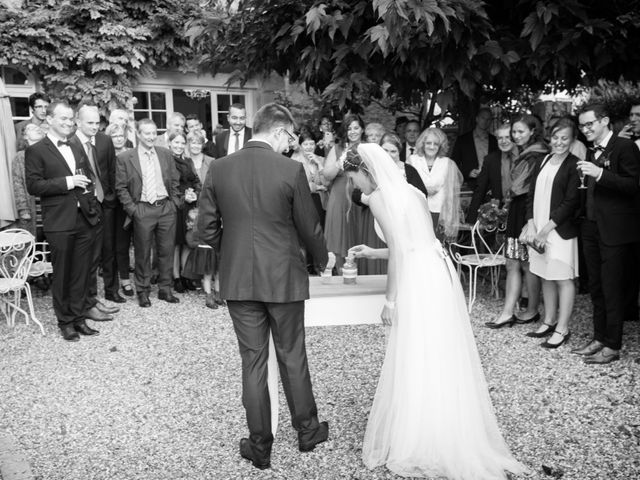 Le mariage de Antoine et Aude à Houilles, Yvelines 10