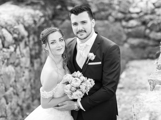 Le mariage de Alison et Wilfried