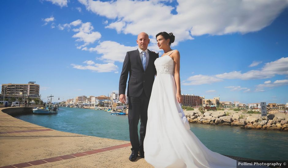 Le mariage de Éric et Lyudmila à Montpellier, Hérault