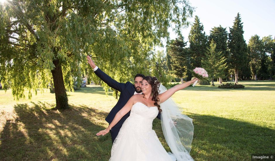 Le mariage de Bruno et Coralie à Châteaurenard, Bouches-du-Rhône
