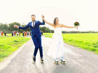 Le mariage de Najete et Florian