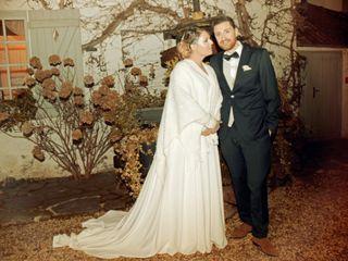 Le mariage de Manon et Oswald
