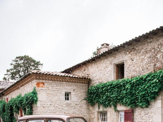 Le mariage de Scott et Marion à Saujon, Charente Maritime 3