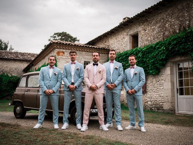 Le mariage de Scott et Marion à Saujon, Charente Maritime 8