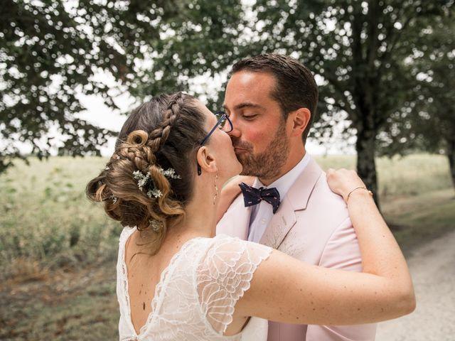 Le mariage de Scott et Marion à Saujon, Charente Maritime 21