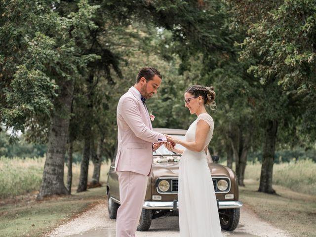 Le mariage de Scott et Marion à Saujon, Charente Maritime 22