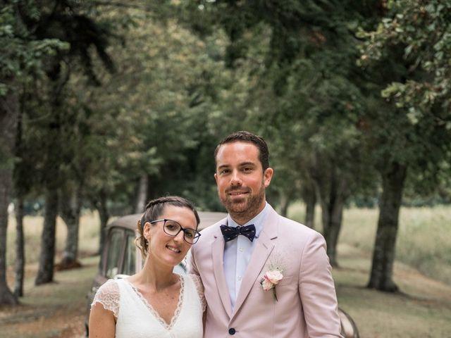 Le mariage de Scott et Marion à Saujon, Charente Maritime 24