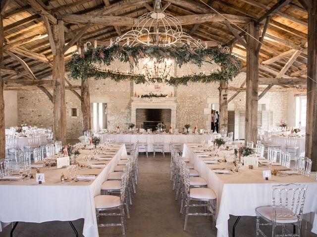 Le mariage de Scott et Marion à Saujon, Charente Maritime 28