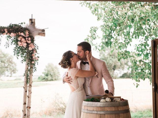 Le mariage de Marion et Scott