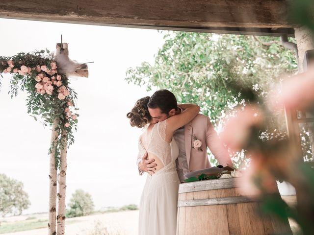 Le mariage de Scott et Marion à Saujon, Charente Maritime 33