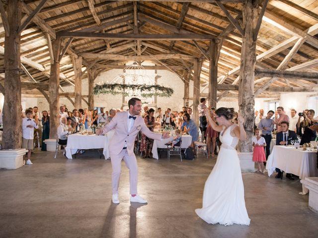 Le mariage de Scott et Marion à Saujon, Charente Maritime 39