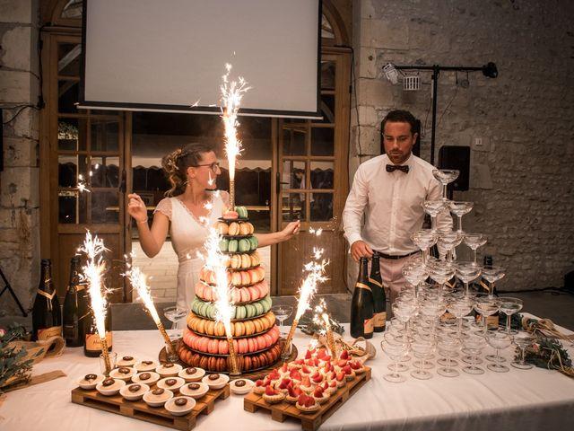 Le mariage de Scott et Marion à Saujon, Charente Maritime 40