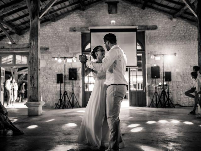 Le mariage de Scott et Marion à Saujon, Charente Maritime 43