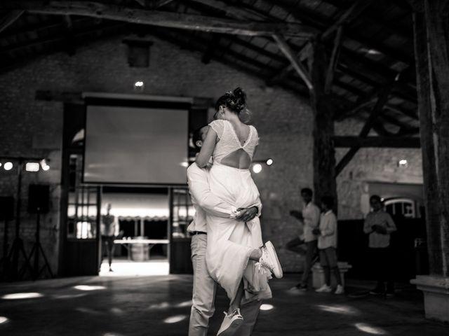Le mariage de Scott et Marion à Saujon, Charente Maritime 44