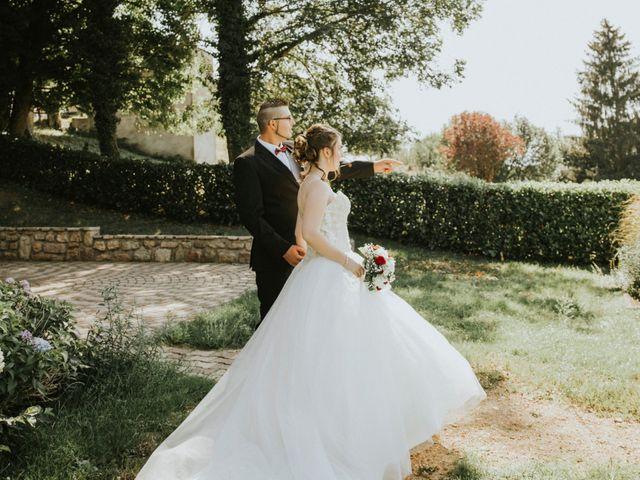 Le mariage de Manon et Loïc à Crevant-Laveine, Puy-de-Dôme 6