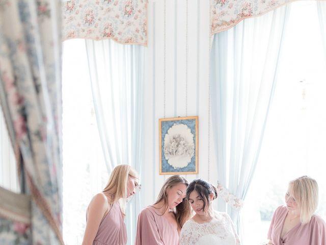 Le mariage de Antoine et Alina à Paris, Paris 10