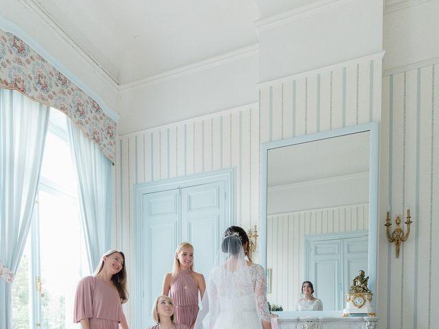 Le mariage de Antoine et Alina à Paris, Paris 11