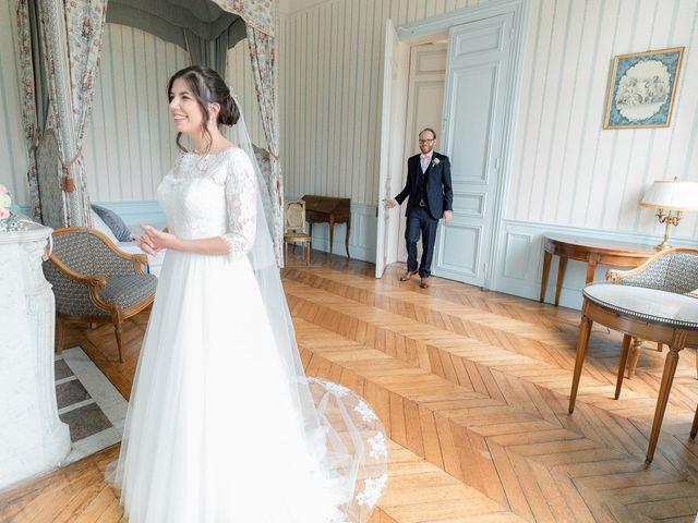Le mariage de Antoine et Alina à Paris, Paris 12