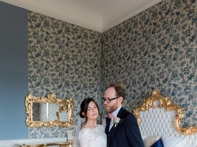 Le mariage de Antoine et Alina à Paris, Paris 15
