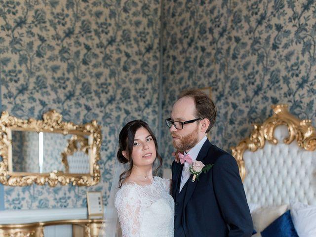 Le mariage de Antoine et Alina à Paris, Paris 16
