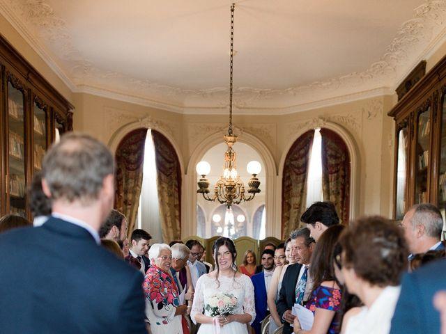 Le mariage de Antoine et Alina à Paris, Paris 18