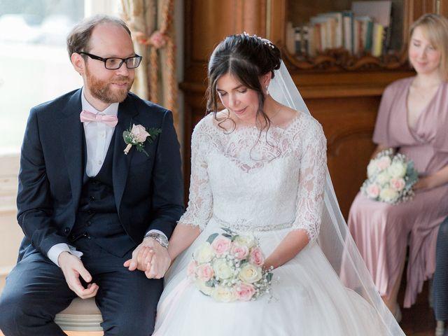 Le mariage de Antoine et Alina à Paris, Paris 20