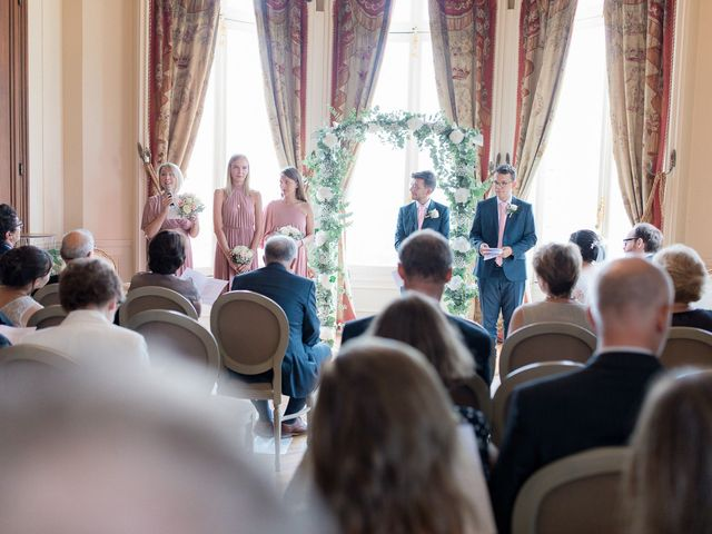 Le mariage de Antoine et Alina à Paris, Paris 21