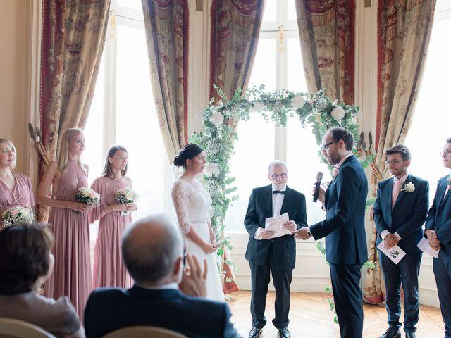 Le mariage de Antoine et Alina à Paris, Paris 22
