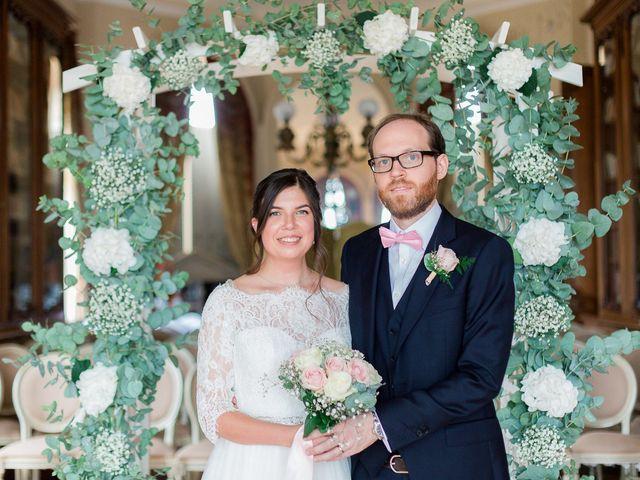 Le mariage de Alina et Antoine