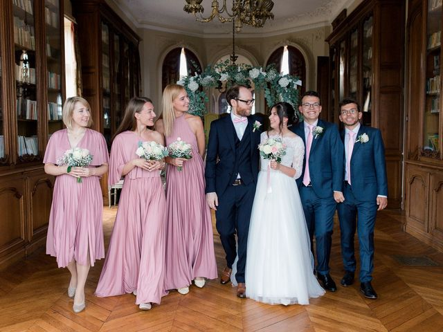 Le mariage de Antoine et Alina à Paris, Paris 1