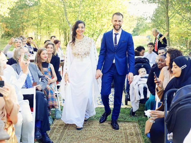Le mariage de Florian et Najete à Orléans, Loiret 6
