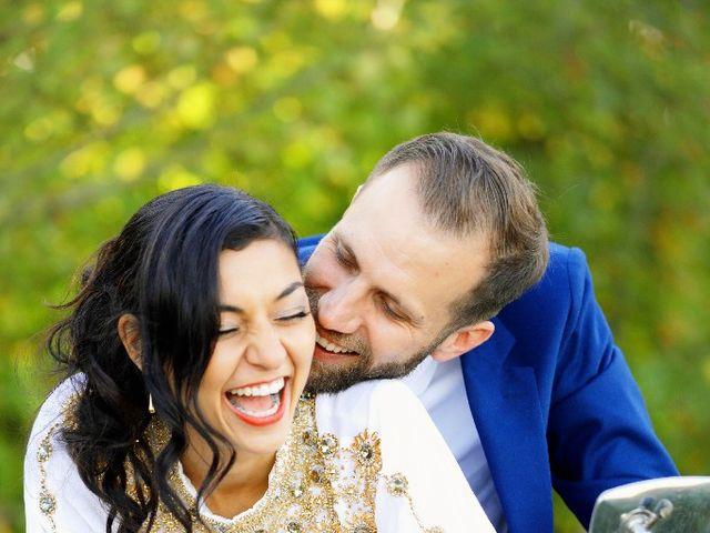 Le mariage de Florian et Najete à Orléans, Loiret 1