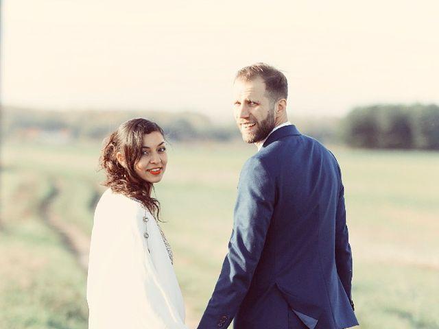 Le mariage de Florian et Najete à Orléans, Loiret 8