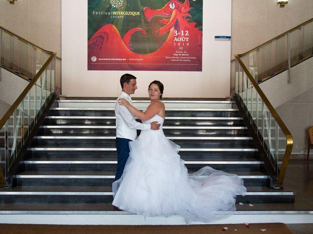 Le mariage de Nelson et Céline à Lorient, Morbihan 4