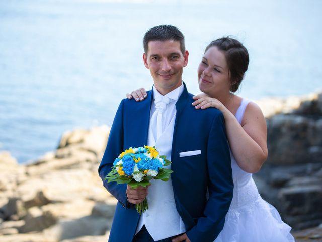 Le mariage de Nelson et Céline à Lorient, Morbihan 15