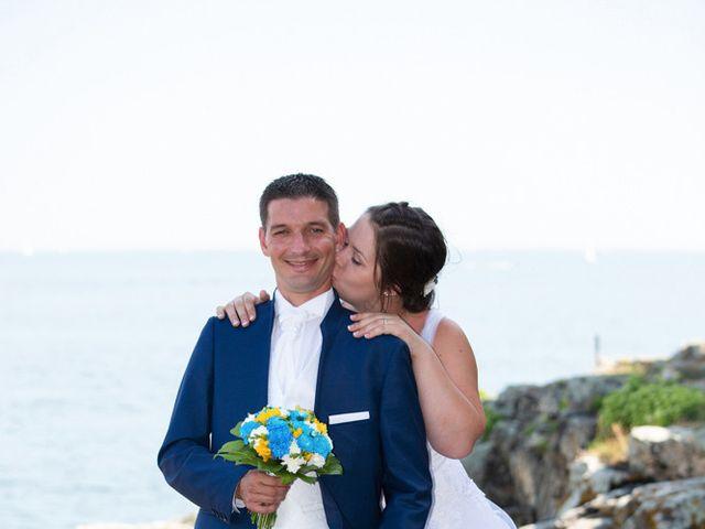Le mariage de Nelson et Céline à Lorient, Morbihan 17