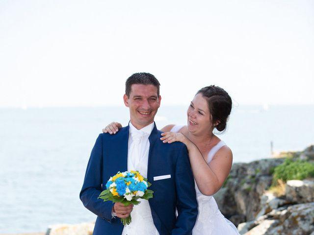 Le mariage de Nelson et Céline à Lorient, Morbihan 18