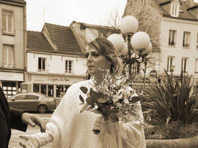 Le mariage de Oswald et Manon à Romainville, Seine-Saint-Denis 4
