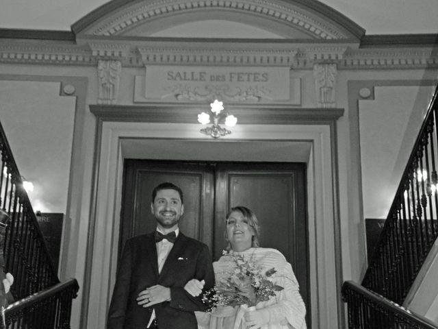 Le mariage de Oswald et Manon à Romainville, Seine-Saint-Denis 8