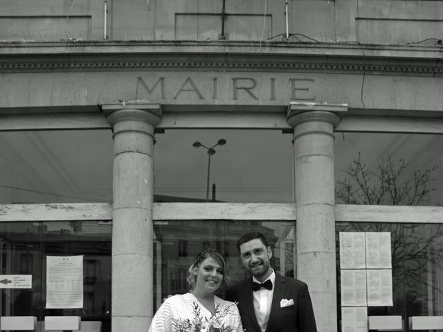 Le mariage de Oswald et Manon à Romainville, Seine-Saint-Denis 10