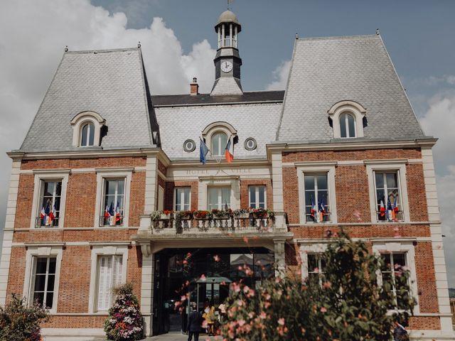 Le mariage de Hans et Mélanie à Fontenay-en-Vexin, Eure 33
