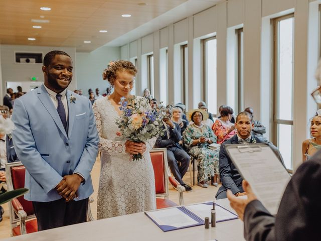 Le mariage de Hans et Mélanie à Fontenay-en-Vexin, Eure 43