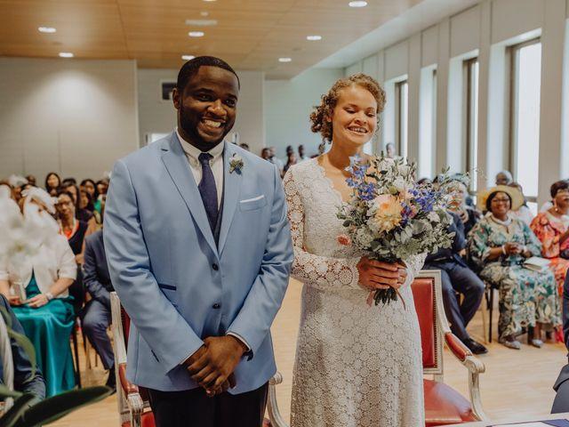 Le mariage de Hans et Mélanie à Fontenay-en-Vexin, Eure 45