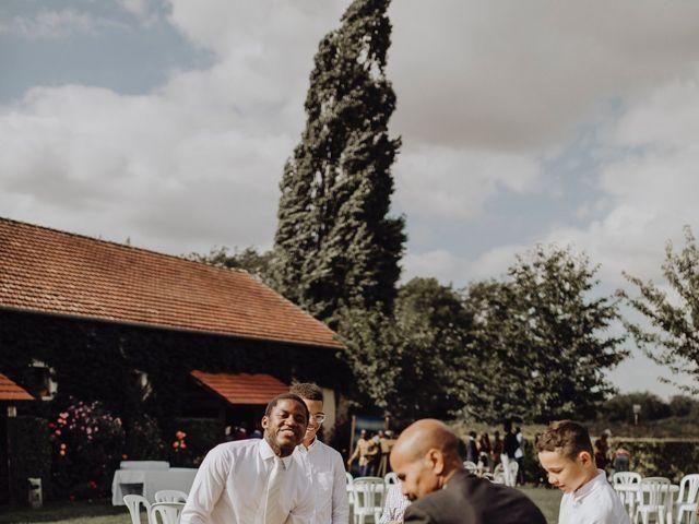 Le mariage de Hans et Mélanie à Fontenay-en-Vexin, Eure 90