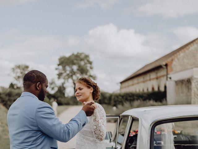 Le mariage de Hans et Mélanie à Fontenay-en-Vexin, Eure 95
