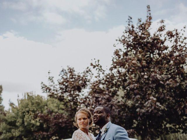 Le mariage de Hans et Mélanie à Fontenay-en-Vexin, Eure 97