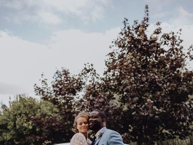 Le mariage de Hans et Mélanie à Fontenay-en-Vexin, Eure 98