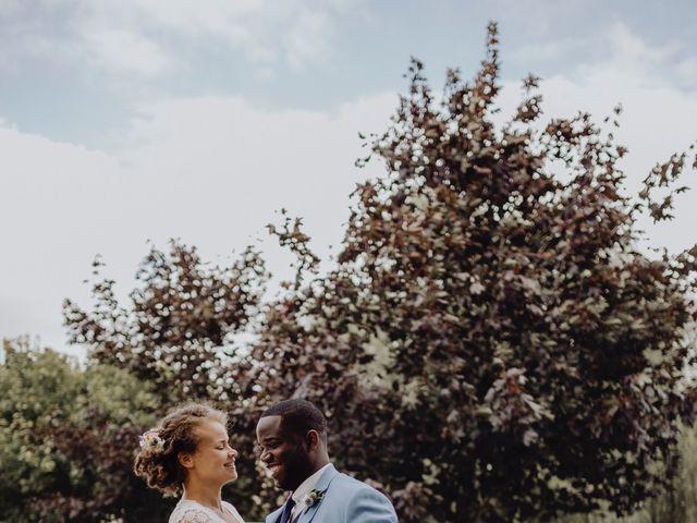 Le mariage de Hans et Mélanie à Fontenay-en-Vexin, Eure 99