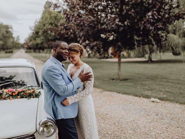Le mariage de Hans et Mélanie à Fontenay-en-Vexin, Eure 100