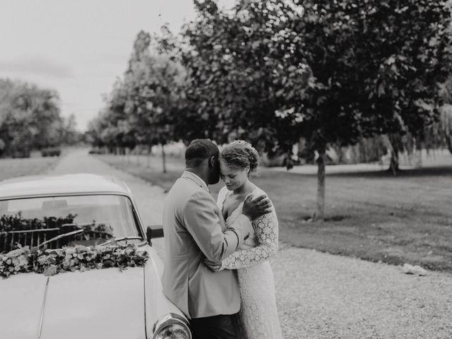 Le mariage de Hans et Mélanie à Fontenay-en-Vexin, Eure 101